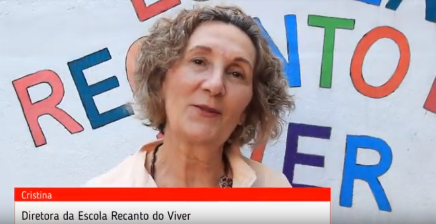 Depoimento do cliente: Escola Recanto do Viver